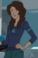 Anya Corazon (Earth-TRN633) from Marvel's Spider-Man Season 1 1 001