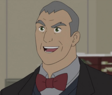 Raymond Warren (Earth-TRN633) from Marvel's Spider-Man Season 1 4 001