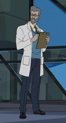 Spencer Smythe (Earth-TRN633) from Marvel's Spider-Man Origin Season 1 1 001