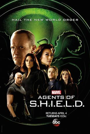 <small>Agents of HYDRA</small>