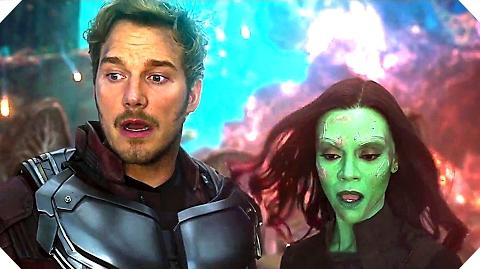 GUARDIANS OF THE GALAXY 2 Trailer Super Bowl TV Spot (Marvel Movie, 2017)