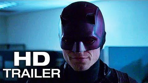 DAREDEVIL Season 3 Bullseye NYCC Trailer (2018) Marvel Superhero Series HD