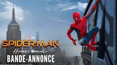 Spider-Man Homecoming - Nouvelle bande-annonce - VF