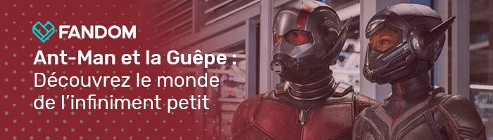 FR Ant-Man et la Guêpe Header