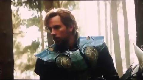 Thor Ragnarok Trailer? Civil War Post Credits Scene? w Hulk and Warrior Three