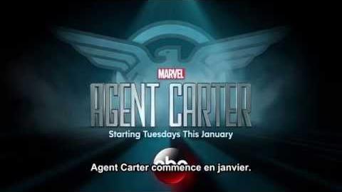 Agent Carter Trailer VOSTFR