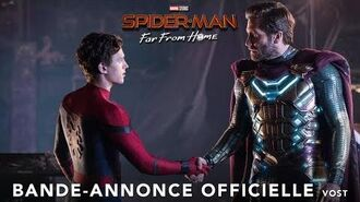Spider-Man Far From Home - Bande-annonce 2 - VOST