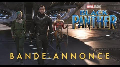 Black Panther - Nouvelle bande-annonce (VOST)