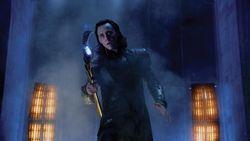Arrivée-Loki