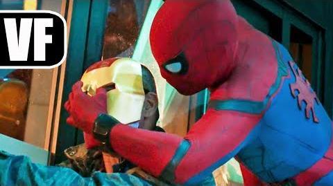 SPIDERMAN HOMECOMING Nouvelle Bande Annonce VF (Marvel 2017) Robert Downey Jr
