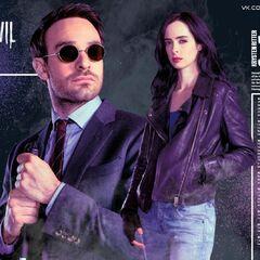 Interview Daredevil/Jessica Jones