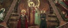 Famille Royale d'Asgard