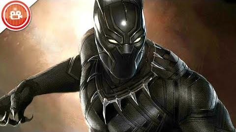 Black Panther - Première Bande Annonce VF ( MARVEL SUPE HÉRO - 2018 )