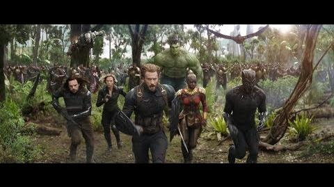 Avengers Infinity War - Spot TV Big Game (VOST)