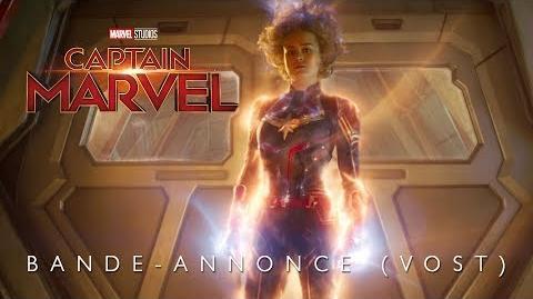 Captain Marvel - Bande-annonce officielle (VOST)