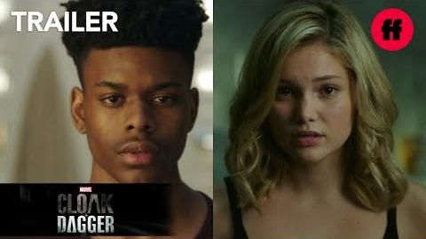 Trailer Marvel's Cloak & Dagger Parallels Freeform