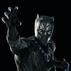 Black Panther dans <br /><a href=