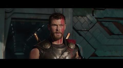 Thor Ragnarok - Première bande-annonce (VOST)