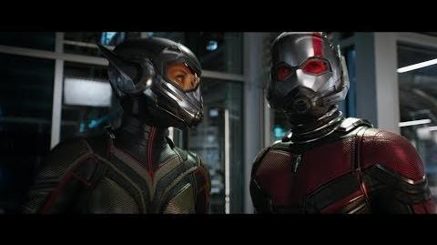 Ant-Man et La Guêpe - Reportage Une équipe de taille