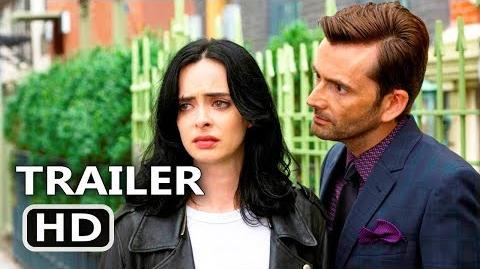 JESSICA JONES Season 2 Trailer 3 (2018) Marvel Netflix HD