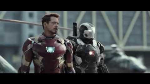 Captain America Civil War - Première bande-annonce VF