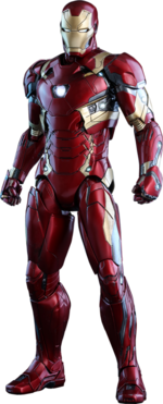 300px-Armure Iron Man - Mark XLVI Terre 199999 Illustration