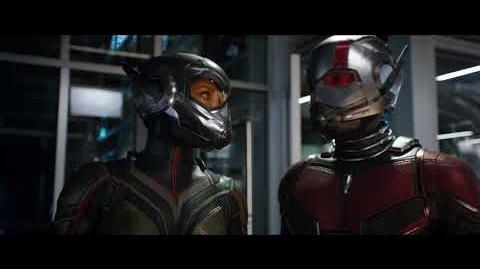 Ant-Man et La Guêpe - Bande-annonce officielle (VF)