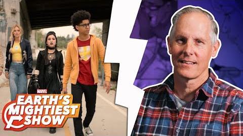 Secrets from Marvel's Runaways Season 2 w Quinton Peeples Earth's Mightiest Show