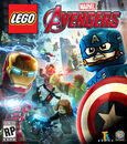 Lego Marvel's Avengers box art