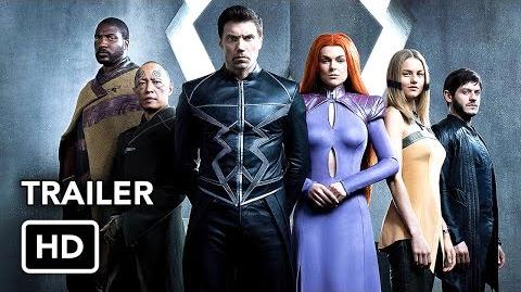 Marvel's Inhumans (ABC) Trailer HD