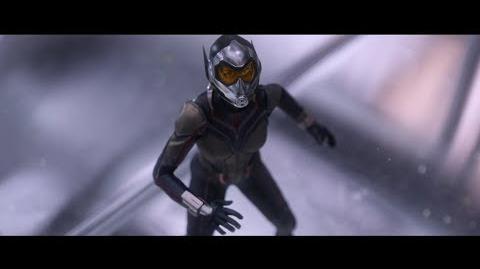 Ant-Man et La Guêpe - Extait La Guêpe débarque en cuisine (VF)