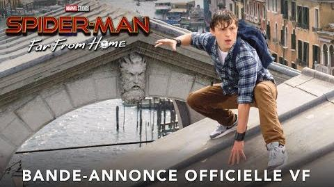 Spider-Man Far From Home - Bande-annonce 1 - VF