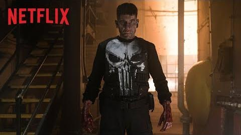 Marvel's The Punisher Bande-annonce officielle HD Netflix(Sub)