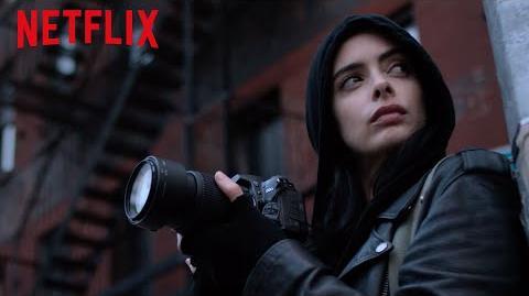 Marvel's Jessica Jones Les femmes prennent le contrôle HD Netflix