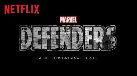 Marvel's The Defenders - Teaser SDCC - Netflix HD