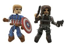 Winter Soldier TWS minimates