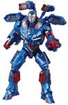 Legends War Machine (Iron Patriot 2.0) FatThor