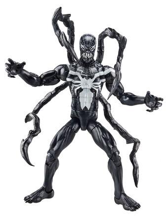 Marvel Legends Superior Venom Figure Otto Octavius peter spiderman BAF Rhino