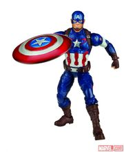 Captain America (MCU) MLIS AOU