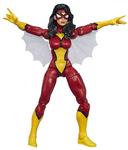 Legends Spider-Woman Thanos