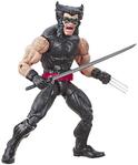 Legends Wolverine (Black Suit) Retro