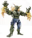Legends BAF Ultimate Green Goblin