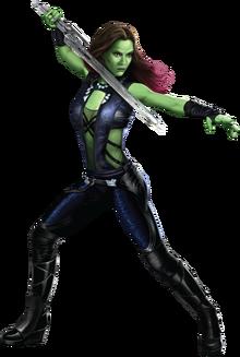 Gamora (MCU) Portrait
