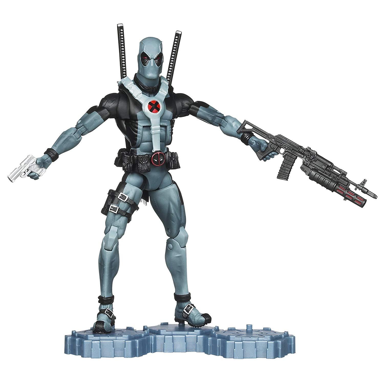 "Deadpool Agent d/'arme X Marvel Legends Series 12/"" Action Figure 2017 Hasbro"
