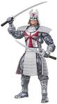 Legends Silver Samurai Retro