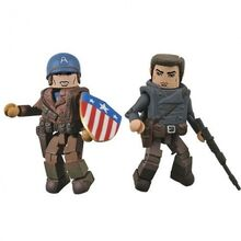 Winter Soldier TFA minimates