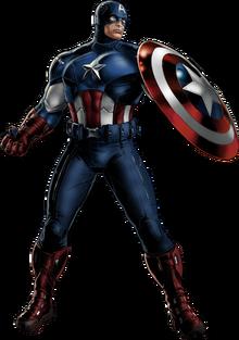 Captain America (MCU) Portrait