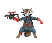 Rocket Raccoon Entertainment Earth