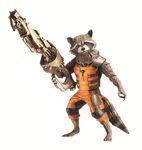 Legends Rocket Raccoon Groot