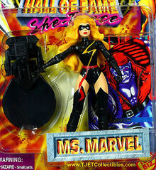 Ms. Marvel HallofFame